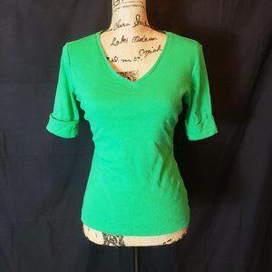 Ralph Lauren 3/4 sleeve tshirt
